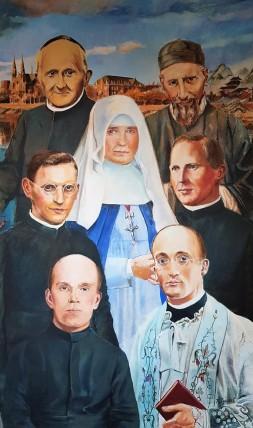 święci rodziny arnoldowej