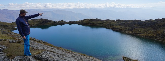 jezioro góry